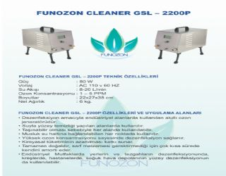 FUNOZON CLEANER GSL