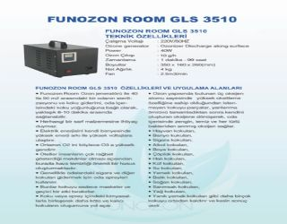 FUNOZON ROOM GLS 3510